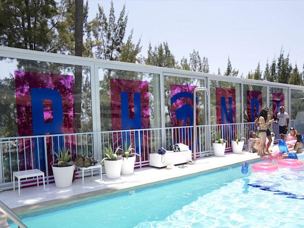 Club Rhonda x Standard Hotel / Events